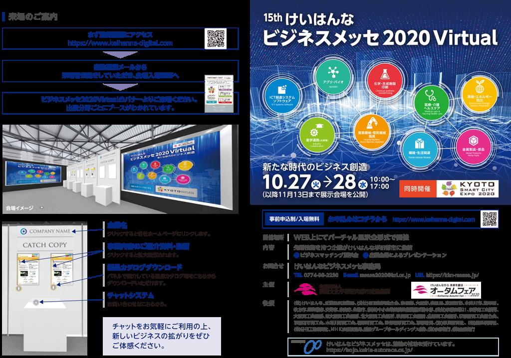 けいはんなビジネスメッセ2020-パンフレット-1